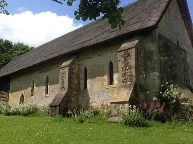St Stephen's Chapel or Chapel Barn, Bures