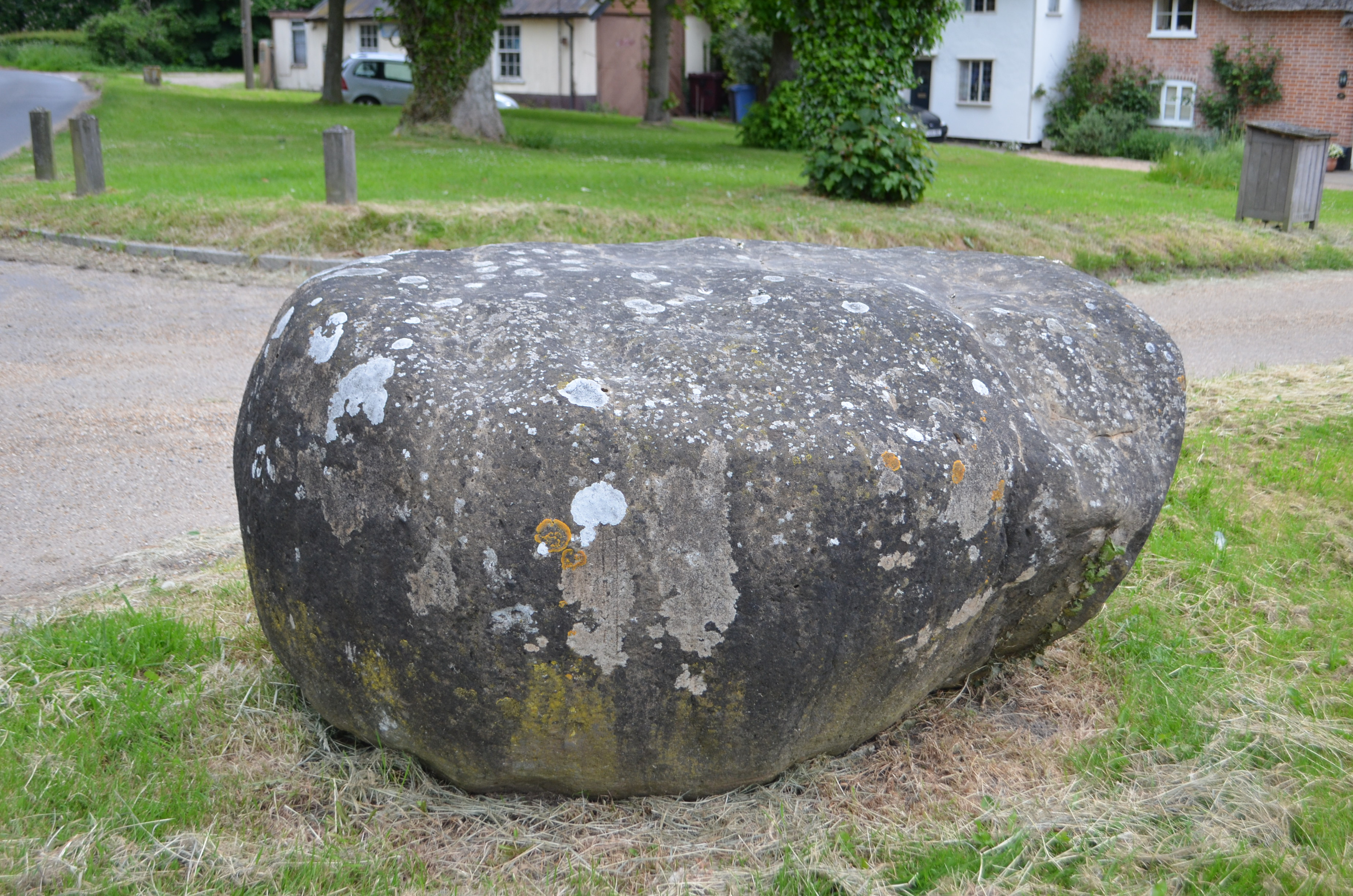 The Hartest Stone