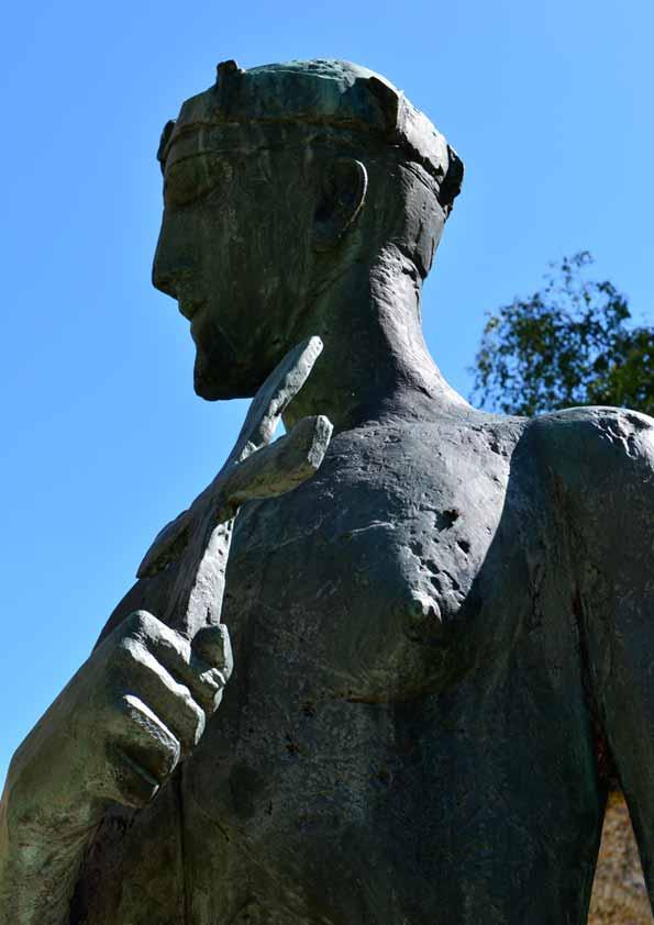 St Edmund sacral king