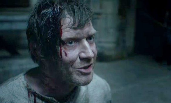 Jason Flemyng as King Edmund in The Last Kingdom