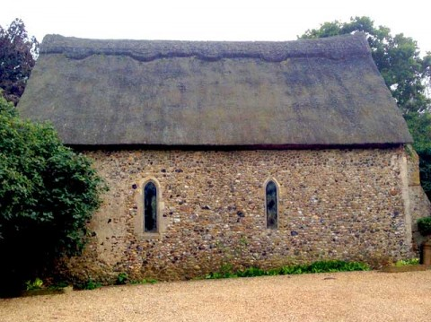 Lindsey Chapel, Kersey, Suffolk