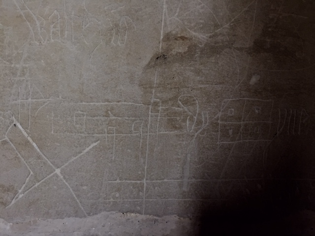 John Lydgate's rebus puzzle, St Mary's church Lidgate