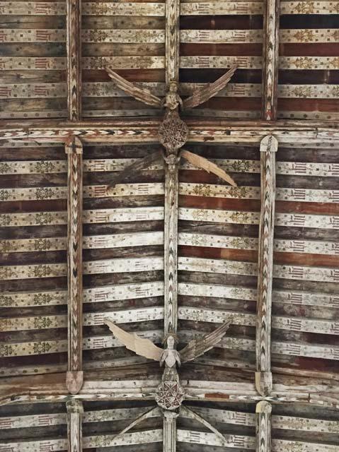 Angel roof, Blythborough Holy Trinity