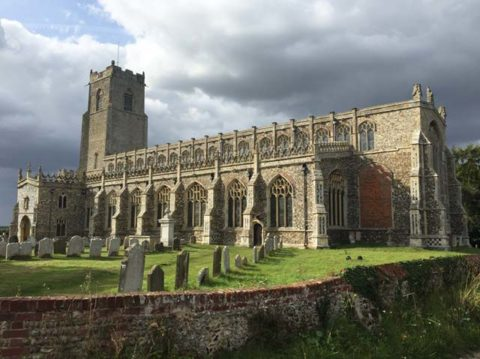 Blythburgh Holy Trinity church