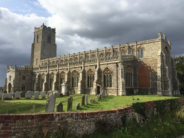 Blythburgh Holy Trinity church